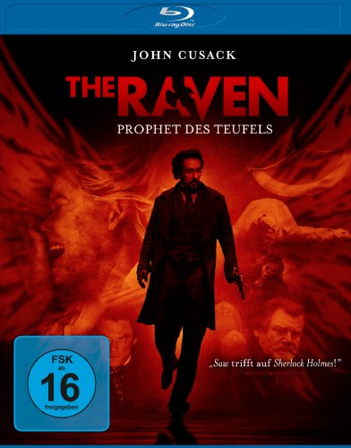 The Raven - Prophet des Teufels [Blu-ray]