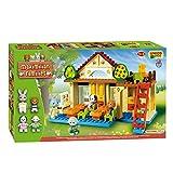 Androni Unico Plus 8932-0MAX Maximilian Families - Escuela para construir (117 piezas)