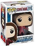 FunKo Pop - Captain America Civil War - Scarlet Witch [Importación alemana]