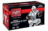 Rawlings Sporting Goods VCSA-B/GPH Adult Catcher Set Velo Series...