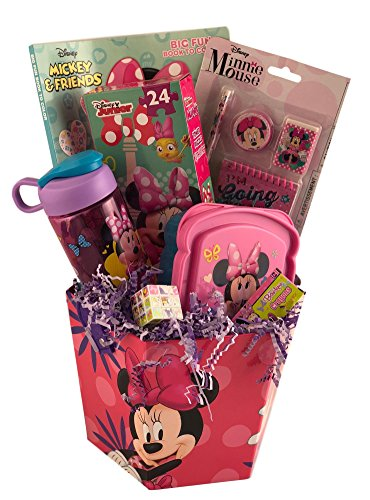 Prefilled Minnie Gift Basket...