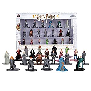 Dickie- Harry Potter Set 20 Figuras de Metal, Multicolor, 4Cm (3185000) , color/modelo surtido 4