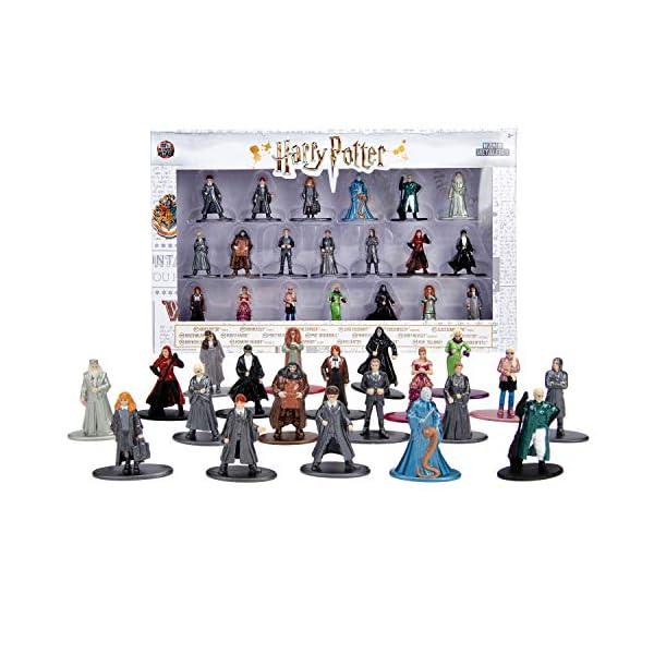 Dickie- Harry Potter Set 20 Figuras de Metal, Multicolor, 4Cm (3185000) , color/modelo surtido 1