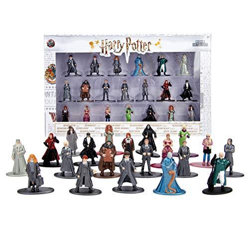 Simba- Harry Potter 20 Personaggi Assortiti in Metallo 4 cm, Colore, 253185000