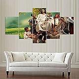 Gtart Mehrteilige Wandbilder Groß Bild Leinwand Bilder