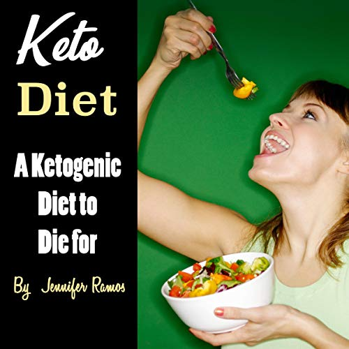 Keto Diet: A Ketogenic Diet to Die For audiobook cover art
