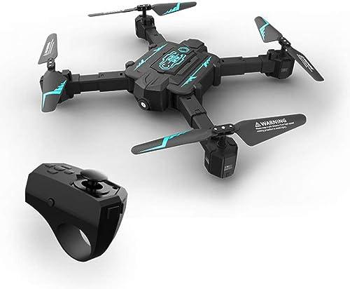 H_y Mini Faltbare Drohne, 6-Achsen-Gyro 360 ° -Rolle HD-Luftbildfotografie 20 Minuten Fliegen Headless-Modus FPV 2,4 Ghz H  Halten Tragbare Drohne,StandardAltitudeHold