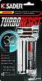 Sader Turbo Resist Colle de Réparation Seringue 10G