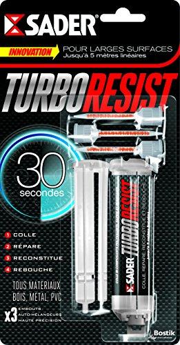 Bostik SA 30607488Sader Turbo Resist colla di riparazione