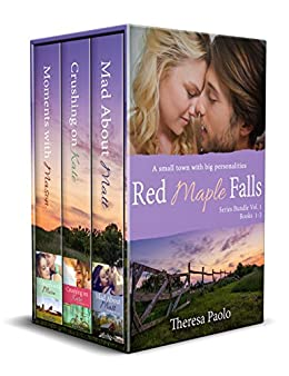 Red Maple Falls Series Bundle: Books 1-3 (Red Maple Falls Box Set Book 1) by [Theresa Paolo]