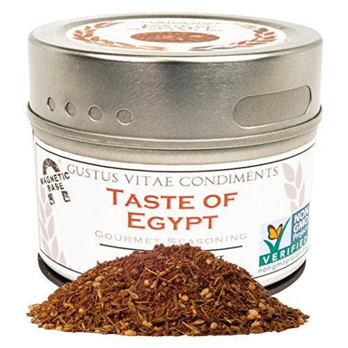 Gustus Vitae Taste of Egypt 1.9 oz Seasoning