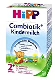 Hipp Kindermilch Combiotik 2+, ab dem 2. Jahr, 12er Pack (12 x 600g) -