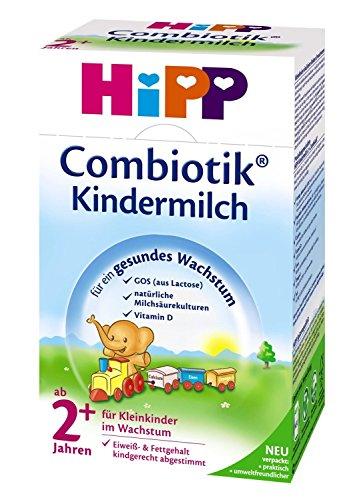 Hipp Kindermilch Combiotik 2+, ab dem 2. Jahr, 12er Pack (12 x 600g)