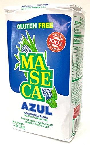 Maseca Blue Corn Instant Masa Flour - Masa de Maiz Azul (2)