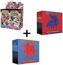 Pokemon Sword and Shield Booster Box + Both Elite Trainer Box Sets Zacian & Zamazenta!