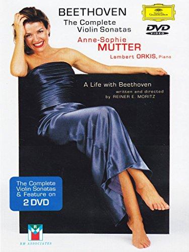Beethoven, Ludwig van - Violinsonaten [2 DVDs]