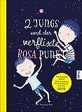 Zwei Jungs und der verflixte rosa Punkt: Ein bezauberndes Kinderbuch, in dem die Welt der Jungen auf die Welt der Mädchen trifft.