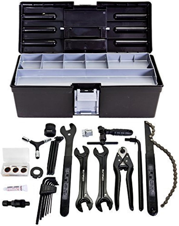 Sunlite Sport Mechanic 30pc Tool Kit by SunLite