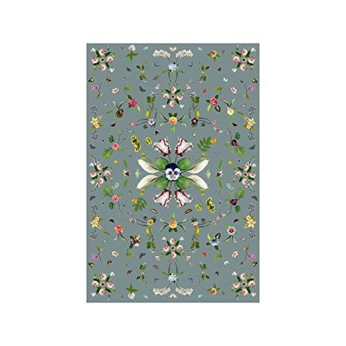 Moooi Carpets Garden of Eden Teppich 200x300cm, grau