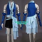 コスプレ衣装 ファイナルファンタジーX-2 歌姫 ユウナ (Yuna) cosplay--サイズ選択可 (女M)