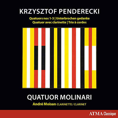 Penderecki: Chamber Works