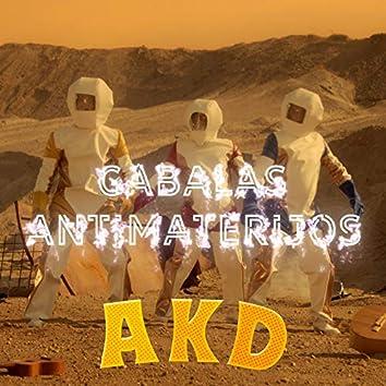 Gabalas antimaterijos (MADISKO F***n' Kossmoss Mix)
