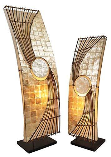 Woru Lampe QUENTO - Deko-Leuchte, Stimmungsleuchte, Grösse:ca. 70 cm