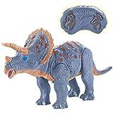 Liberty Imports Remote Control RC Walking Dinosaur Toy