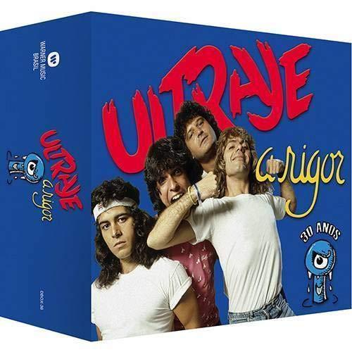Ultraje A Rigor - Box 5 CDs - 30 Anos