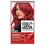 Bright Red Hair Dyes