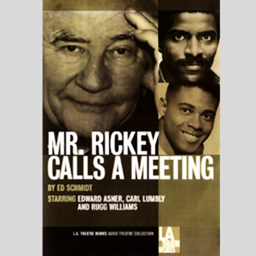 Mr. Rickey Calls a Meeting audiobook cover art