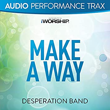 Make a Way [Audio Performance Trax]