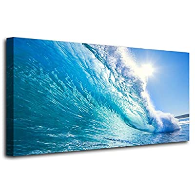 Canvas Wall Art HD Picture Print On Canvas Modern Giclee Artwork Home Decor Stretched and Framed Ready to Hang