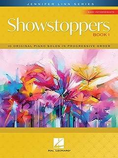 Showstoppers, Book 1: 10 Original Easy Intermediate-Level Piano Solos in Progressive Order