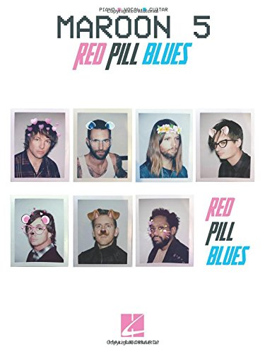 Maroon 5: Red Pill Blues: Piano-Vocal-Guitar
