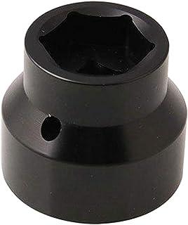 Kesoto Soquete de filtro de óleo para Ford Powerstroke 03-10 6.0L 6.4L 24 mm 36 mm baixa