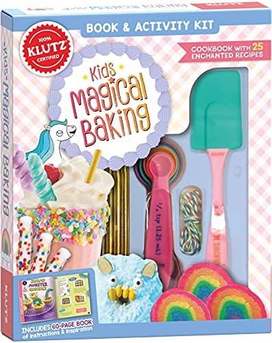 Klutz Kids Magical Baking Activity Kit