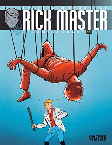Rick Master Gesamtausgabe. Band 19