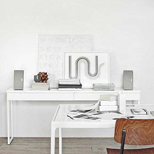 Sonos PLAY:3 I Vielseitiger Multiroom Smart Speaker für Wireless Music Streaming (weiß) - 6