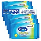 Best Body Wipes - Cussons Carex - Alcohol Free - Refreshing Soft Review