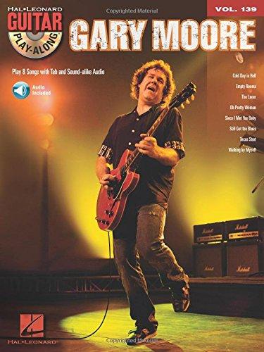 Gary Moore Guitar Play-Along Vol.139 + CD