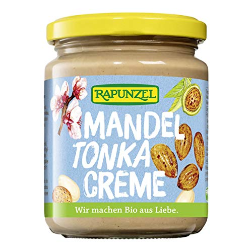 MANDEL-TONKA CREME Rapunzel 3x250g NEU