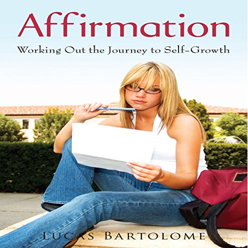 Affirmation audiobook cover art