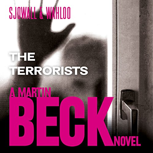 The Terrorists audiobook cover art