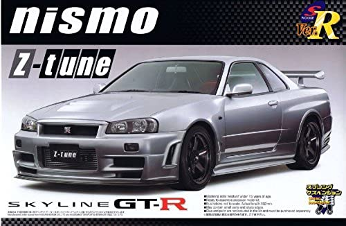 1 24 Nissan Skyline GT-R Nismo (japan import)