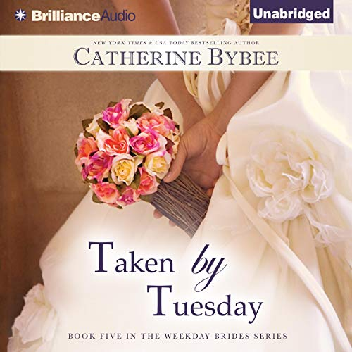 Taken by Tuesday audiobook cover art