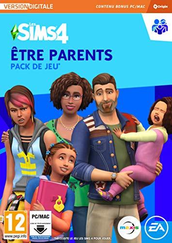 Les Sims 4 - Édition Être parents DLC | Téléchargement PC - Code Origin