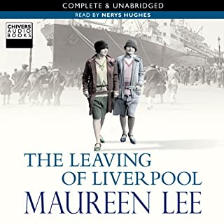 The Leaving of Liverpool audiobook cover art