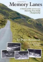 Best memory lanes rally book Reviews