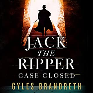 Jack the Ripper: Case Closed cover art